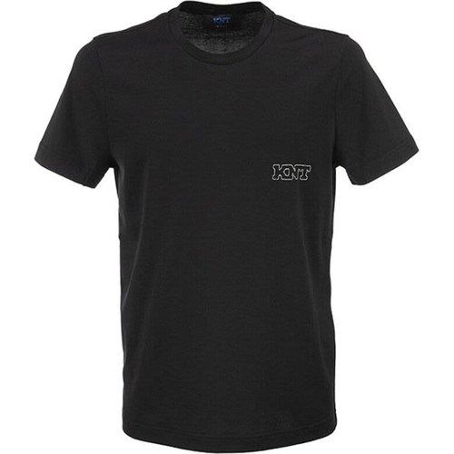 T-Shirt , , Taille: L - Kiton - Modalova