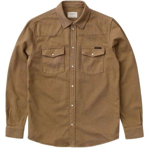 George Twill Hazel shirt - Nudie Jeans - Modalova