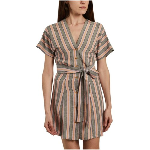 Cala Vida striped buttoned dress , , Taille: M - Sessun - Modalova