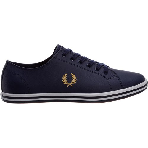 Shoes leather trainers sneakers , , Taille: 44 - Fred Perry - Modalova