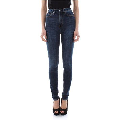 J20J207762 - 010 High Rise Jeans Women Denim Dark Blue - Calvin Klein Jeans - Modalova