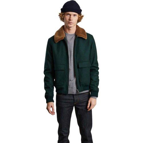 Virgin wool aviator jacket - L'Exception Paris - Modalova