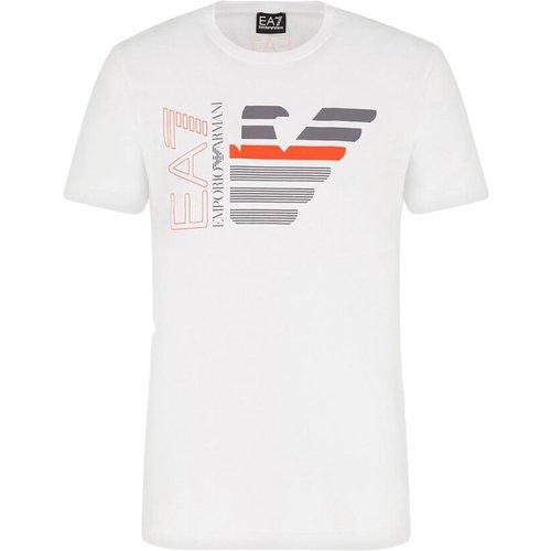 Short sleeve t-shirt crew neckline , , Taille: L - Emporio Armani EA7 - Modalova