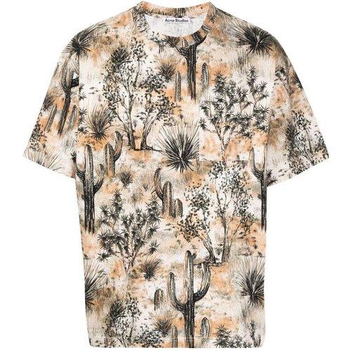 T-shirt , , Taille: S - Acne Studios - Modalova