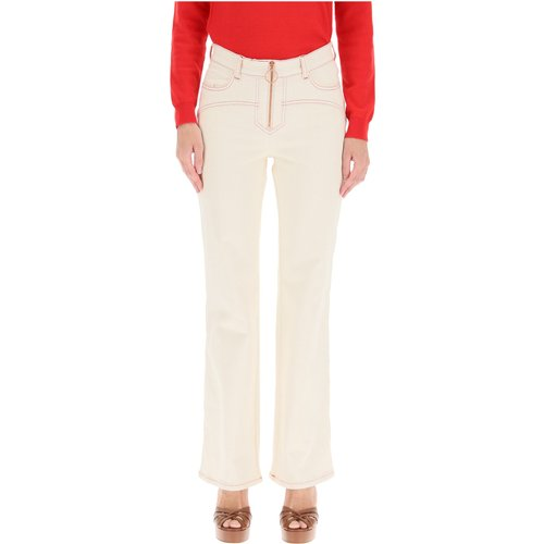 Trousers , , Taille: W30 - See by Chloé - Modalova