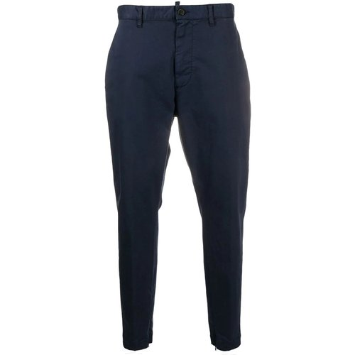 Pantalon Chino Tapered , , Taille: 46 IT - Dsquared2 - Modalova