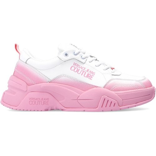 Branded sneakers - Versace Jeans Couture - Modalova