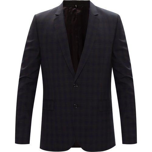 Blazer avec revers crantés - PS By Paul Smith - Modalova