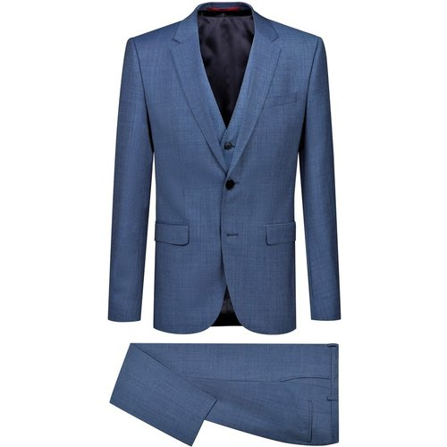 Suit with extra slim fit vest Astian / Hets184V1 - 50405359 - Hugo Boss - Modalova