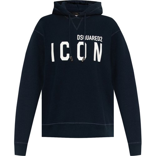 Hoodie with logo , , Taille: M - Dsquared2 - Modalova