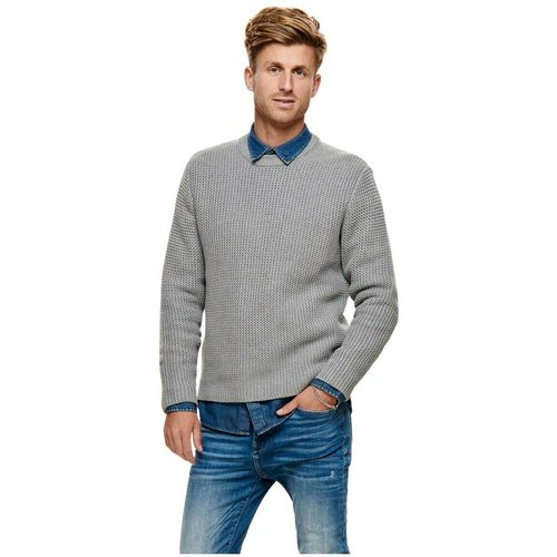 Knitted Pullover Texture - Only & Sons - Modalova