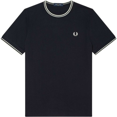 Twin tipped t-shirt , , Taille: XL - Fred Perry - Modalova