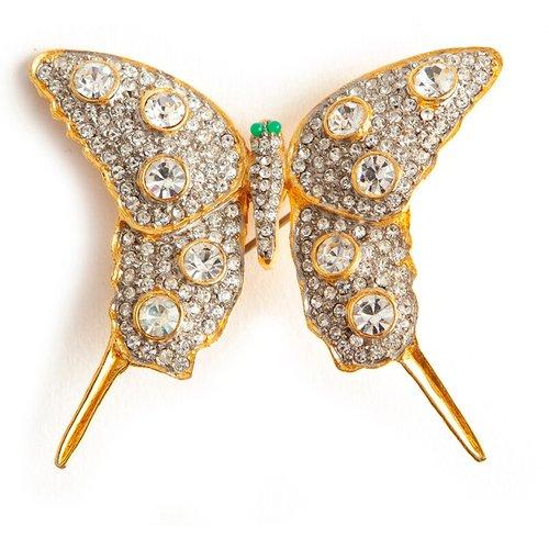 Broche Papillon - Kenneth Jay Lane Pre-owned - Modalova