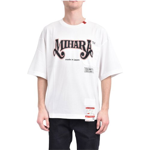T-shirt MMY printed Mihara Yasuhiro - Mihara Yasuhiro - Modalova