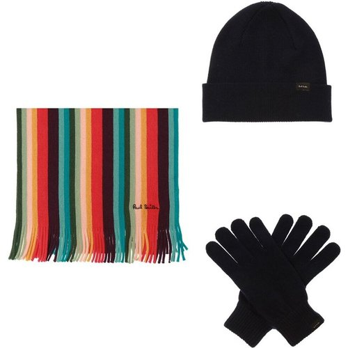 Chapeau, écharpe et gants ensemble - Paul Smith - Modalova