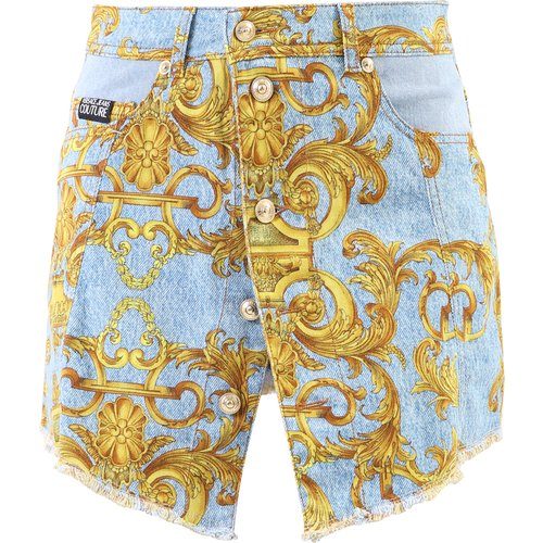 Printed skirt Versace Jeans Couture - Versace Jeans Couture - Modalova