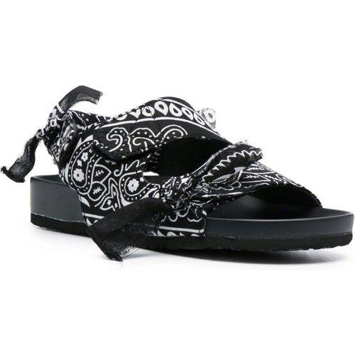 Apache bandana-print sandals - Arizona Love - Modalova