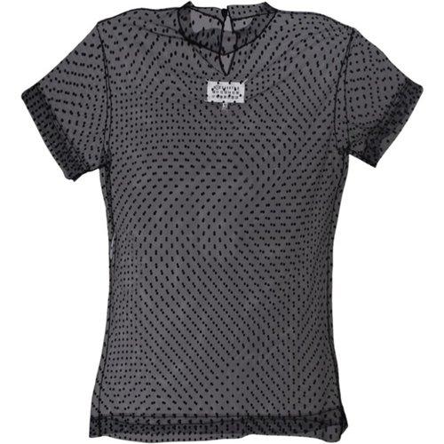 T-shirt transparent , , Taille: M - Maison Margiela - Modalova