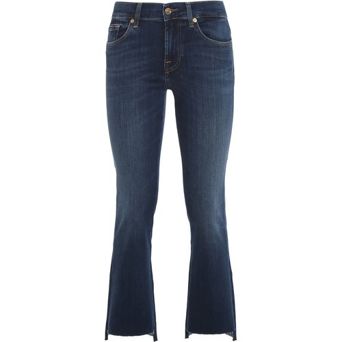 Ankle Boot Slim Jeans - 7 For All Mankind - Modalova