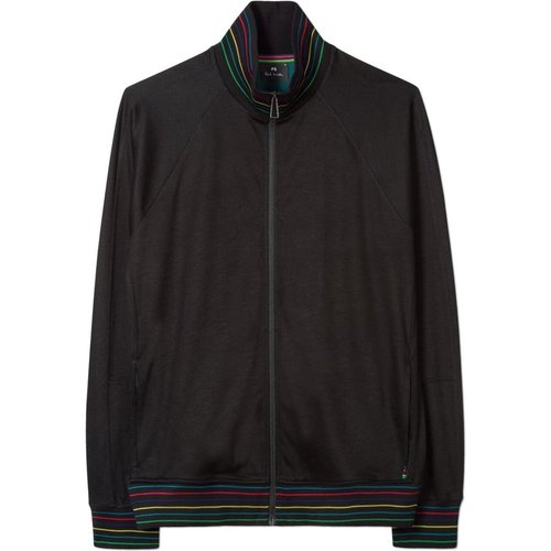 Mens Zip Track Top , , Taille: XL - PS By Paul Smith - Modalova
