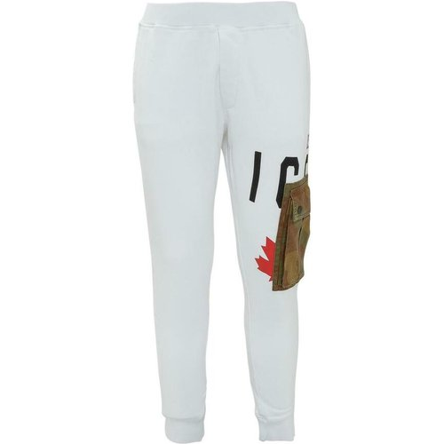 Trousers with Pocket , , Taille: M - Dsquared2 - Modalova