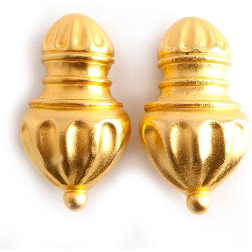 Bottle clip earrings - Givenchy Vintage - Modalova
