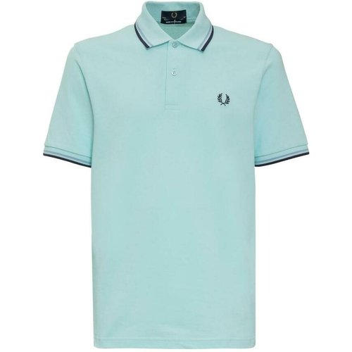 Polo , , Taille: 38 IT - Fred Perry - Modalova