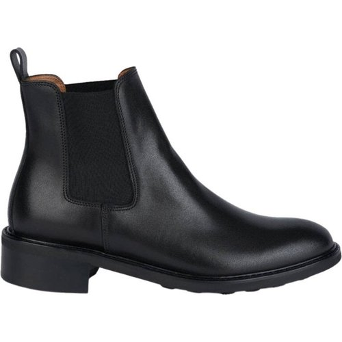 Leather chelsea boots - Anthology Paris - Modalova