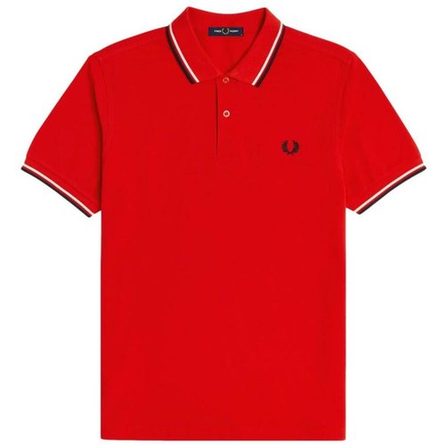 Polo , , Taille: XS - Fred Perry - Modalova