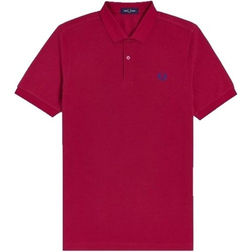 Slim Fit Plain Polo , , Taille: M - Fred Perry - Modalova