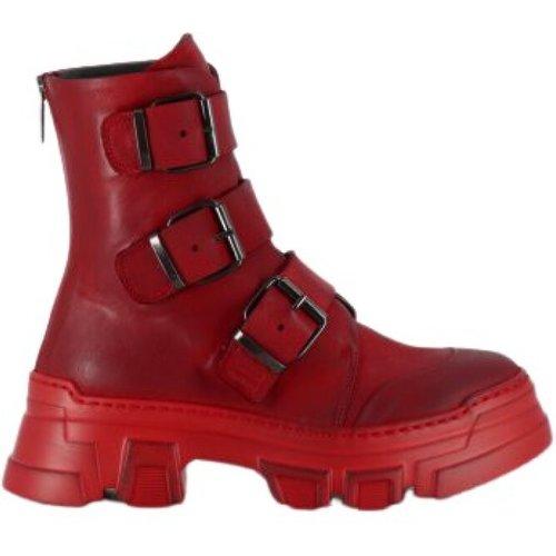 Boots triple boucles - 2I-265 , , Taille: 40 - Lofina - Modalova