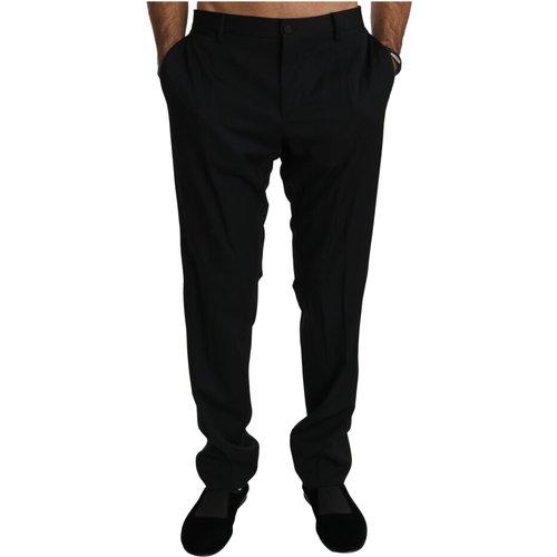 Robe Slim Pantalon Pantalon classique - Dolce & Gabbana - Modalova