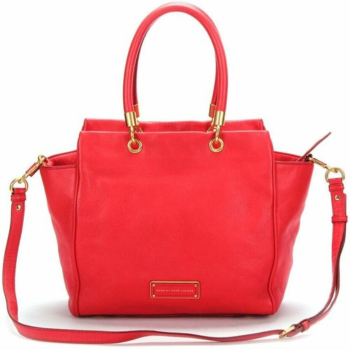 Leather Tote Bag , , Taille: Onesize - Marc Jacobs Pre-owned - Modalova
