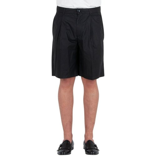 Bermuda 1 Pince Shorts , , Taille: 48 IT - Emporio Armani - Modalova
