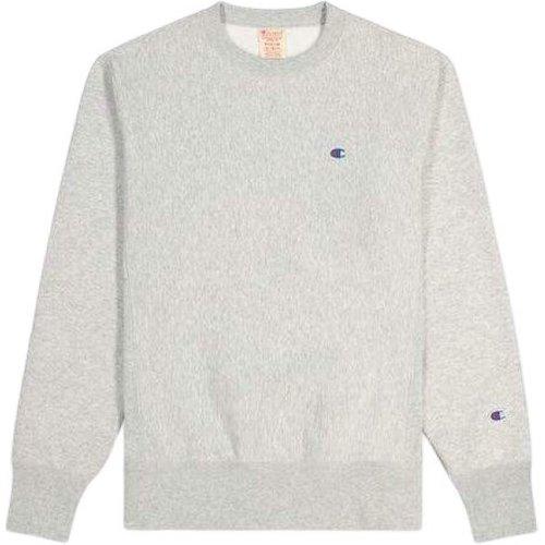Basic Small Logo Crew Sweatshirt , , Taille: 2XL - Champion - Modalova