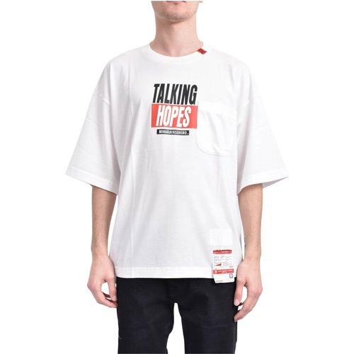 T-shirt hopes printed - Mihara Yasuhiro - Modalova