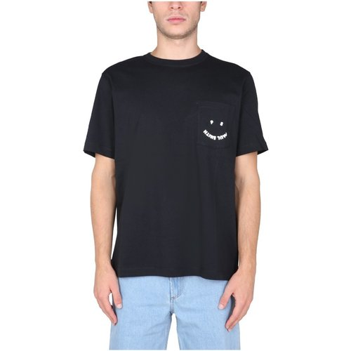 Happy T-Shirt With Pocket , , Taille: XL - PS By Paul Smith - Modalova