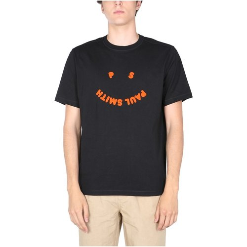 Crew Neck T-Shirt , , Taille: M - PS By Paul Smith - Modalova