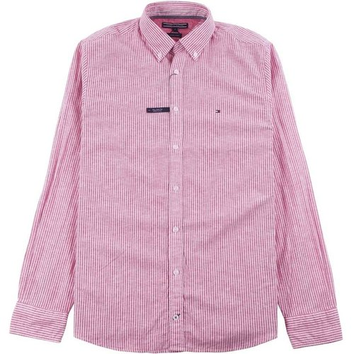 Cotton Linen Stp NF2 Red , , Taille: L - Tommy Hilfiger - Modalova