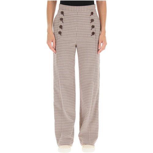 Trousers , , Taille: 40 FR - See by Chloé - Modalova