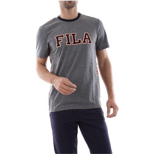 Hank T T-Shirt , , Taille: M - Fila - Modalova
