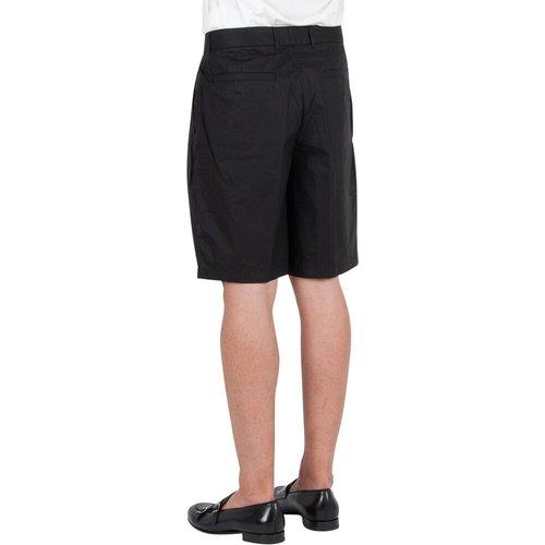 Bermuda 1 Pince Shorts - Emporio Armani - Modalova