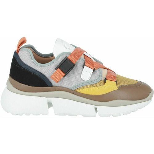Sonnie Low-Top Sneakers , , Taille: 35 - Chloé - Modalova