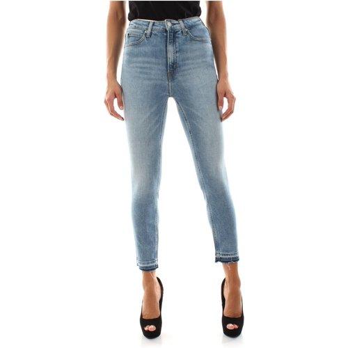J20J211407 - 010 High Rise Jeans Women Denim Light Blue - Calvin Klein Jeans - Modalova