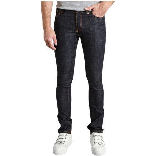 Organic Cotton Thin Finn Jeans - Nudie Jeans - Modalova