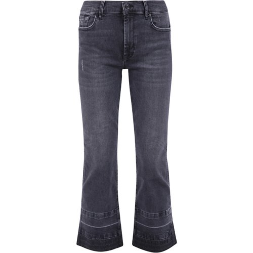 Jeans Cropped Boot Unrolled - 7 For All Mankind - Modalova