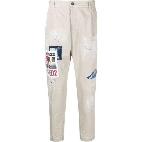 Trousers , , Taille: 46 IT - Dsquared2 - Modalova