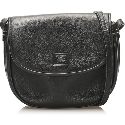 Leather Crossbody Bag - Burberry Vintage - Modalova