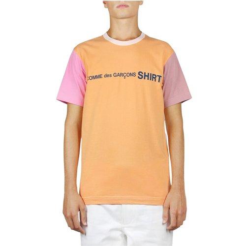 Color Block T-Shirt - Comme des Garçons - Modalova
