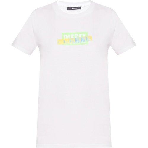 Printed T-shirt Diesel - Diesel - Modalova